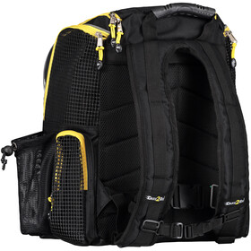 Dare2Tri Transition Backpack 23l black/yellow